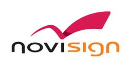 NoviSign クラウド配信型デジタルサイネージ